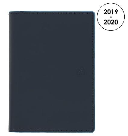 Oxford Navy - Agenda escolar diaria 2019-2020, 1 día página ...