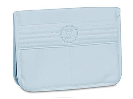 Pirulos 29590003 - Porta documentos, color azul: Amazon.es: Bebé