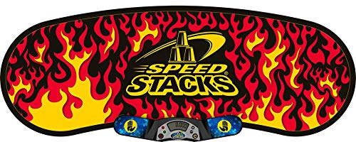 (Speed Stacks G4 STACKMAT - Black Flame)
