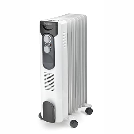 Olimpia Splendid CaldoRad 9 - Calefactor, 230V, 50 Hz, color blanco: Amazon.es: Hogar