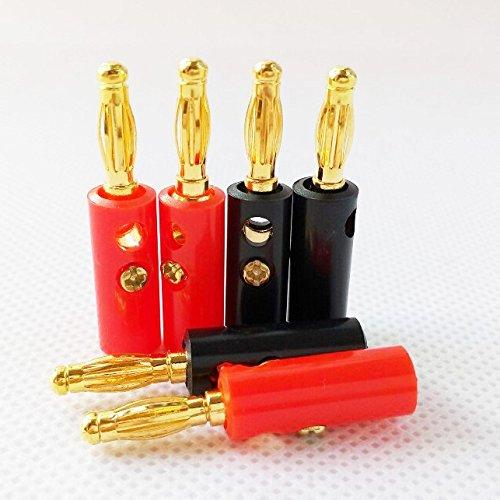 Speaker Cable Dubai : highrock 20 banana speaker wire cable screw plugs connectors 4mm buy online in uae ~ Russianpoet.info Haus und Dekorationen