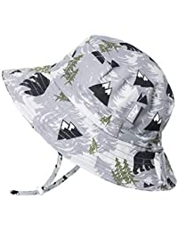 Kids' GRO-with-Me Quick-Dry Sun-Hat for Boys with 50+UPF Protection, Packable