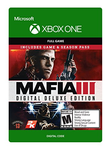 Mafia III: Digital Deluxe - Xbox One Digital Code by 2K Games