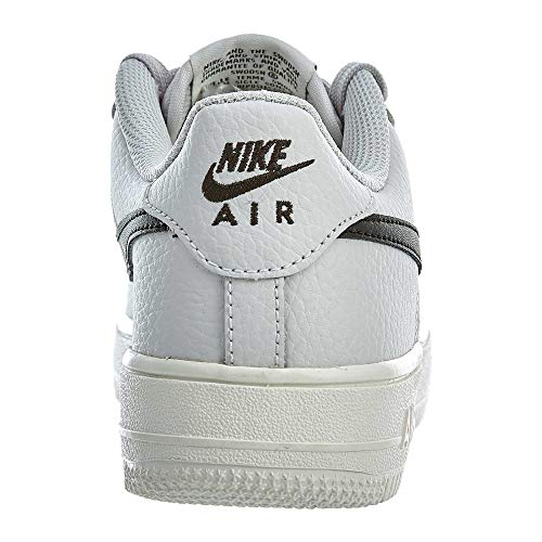 black Gris 2 Mixte Enfant vast 314192 air Nike Basses Grey noir Force 1 W1AqSg