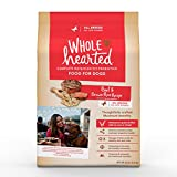 WholeHearted All Life Stages Beef and Brown Rice Recipe Dry Dog Food, 30 lbs. Review
