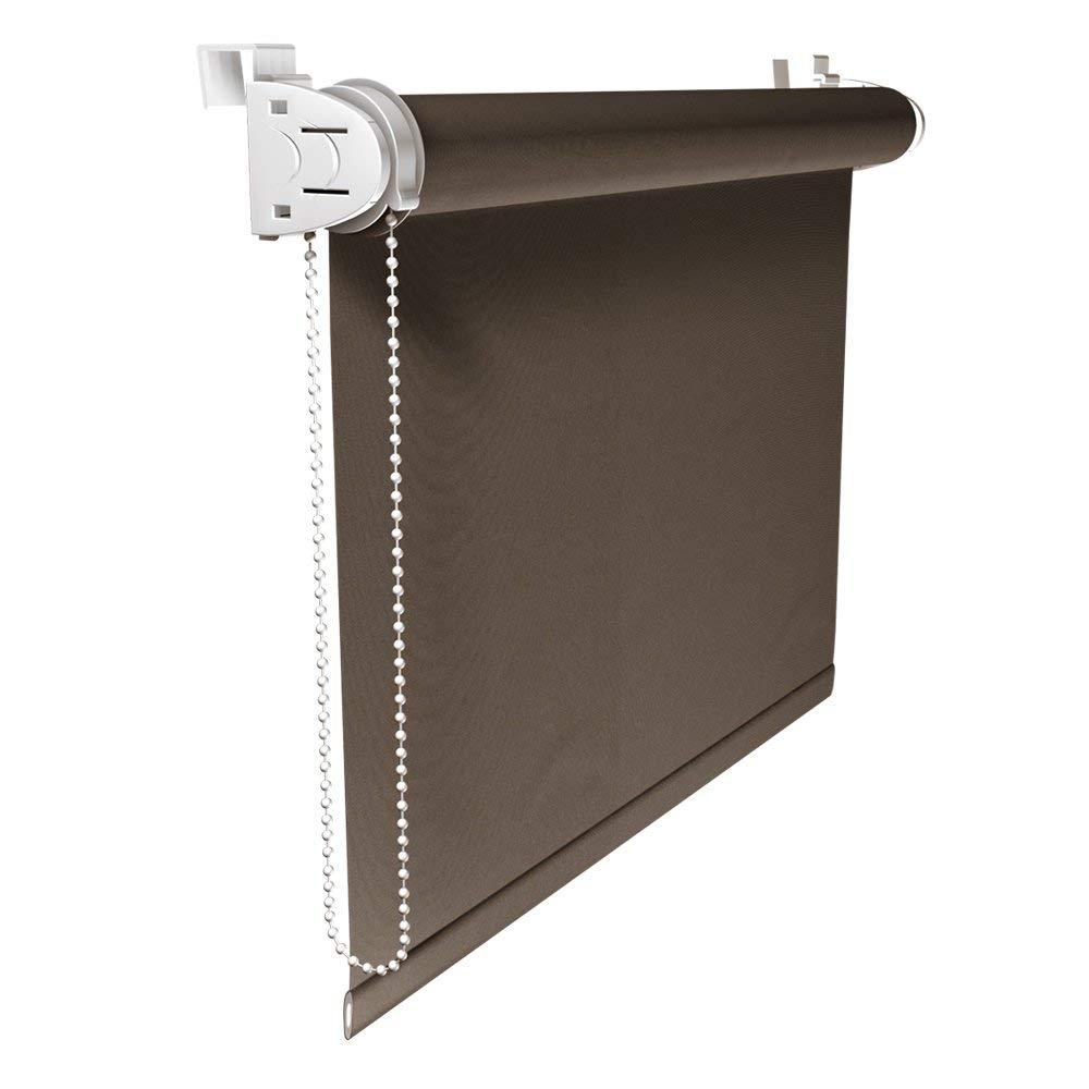 Victoria M. Klemmfix - Estor opaco para ventana (fijación sin taladrar) tamaño: