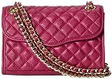 Rebecca Minkoff Mini Affair Crossbody,Prune,One Size, Bags Central