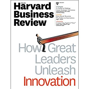 Harvard Business Review, June 2011 Audiomagazin