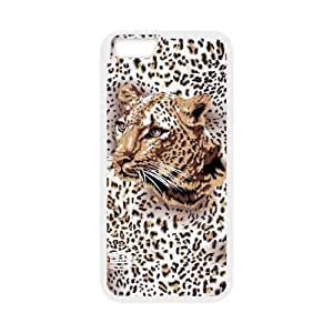 Case Cover For SamSung Galaxy S4 Leopard Phone Back Case Art Print Design Hard Shell Protection FG027549