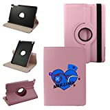 iPad Air 2 case - iPad Air 6th Generation Cover Compatible for Apple - PU Leather 360 Rotating 6 Gen Protective Case with Stand - Model A1566 or A1567 2014 (Nursing)