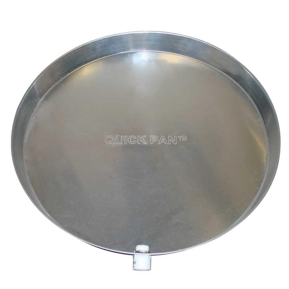 Holdrite QP-28 671119111286, 28-Inch Diameter, Silver