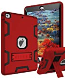 Best Apple Friend Ipad Cases - iPad Air Case,TIANLI(TM) ArmorBox [Three Layer] Convertible [Heavy Review