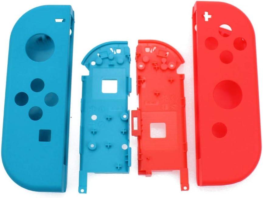 Carcasa Carcasa con Marco Medio para Nintendo Switch NS Joy-con JoyCon Consola: Amazon.es: Electrónica