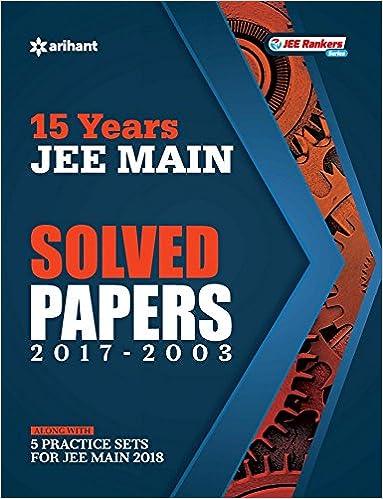 15 years solved papers jee main amazon in vikas jain d k jha books