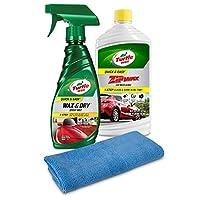 Turtle Wax 50823 Quick & Easy Wash & Wax Kit