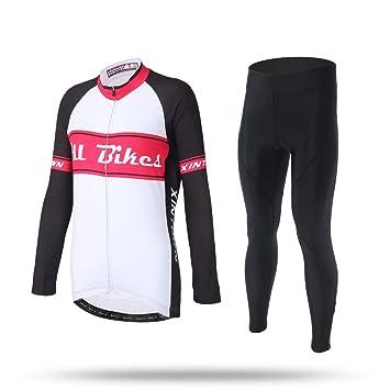 Amazon.com : Unkoo Lightweight Womens White Cycling Jersey ...