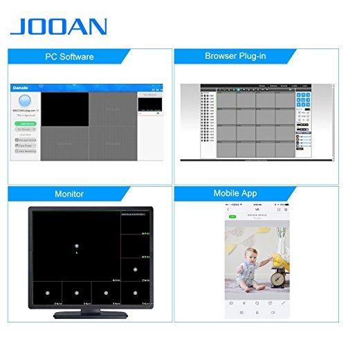 JOOAN 16 Channels H 264 Network Motion Detection 16CH DVR