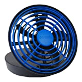 O2COOL LLC Portable Fan, Battery or USB-Powered, 5-In.