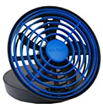 "PC Hardware : O2cool 5"" Portable Fan - Runs on USB or Batteries (Assorted Colors)"