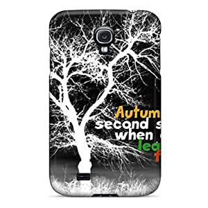 Awesome Design Autumn Hard Case Cover For Galaxy S4