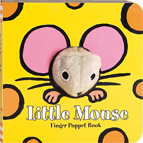 Little Mouse: Finger Puppet Book