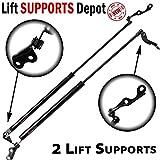 Qty (2) Fits Yaris, Vitz & Echo 1999 To 2005 Rear Hatch Lift Supports Struts