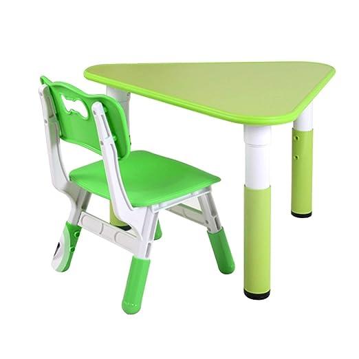 Mesa de Estudio para niños Sala de Aprendizaje de niños ...