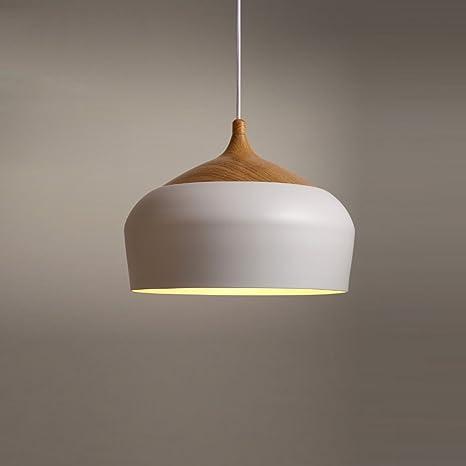 MEGSYL Lámparas de cúpula de Aluminio, lámpara de Techo de ...