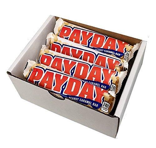 PAYDAY Peanut Caramel Bar (12-Pack) 1.85oz Each
