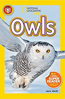 National Geographic Readers: Owls by [Marsh, Laura]
