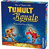 Tumult Royale Board Game