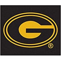 Fanmats Grambling State Team Logo Nylon Carpet Outdoor Area Tailgater Floor Rug 60x72