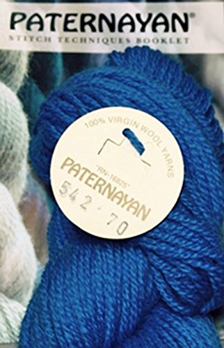 Paternayan Needlepoint 3 Ply Wool Yarn Color  542 Colbalt Blue