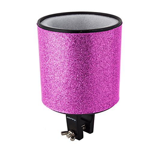 Cozy Cruiser - Huffy Cruiser Bike Insulated Cozy Cup Front Handlebar Bottle Holder (Pink)