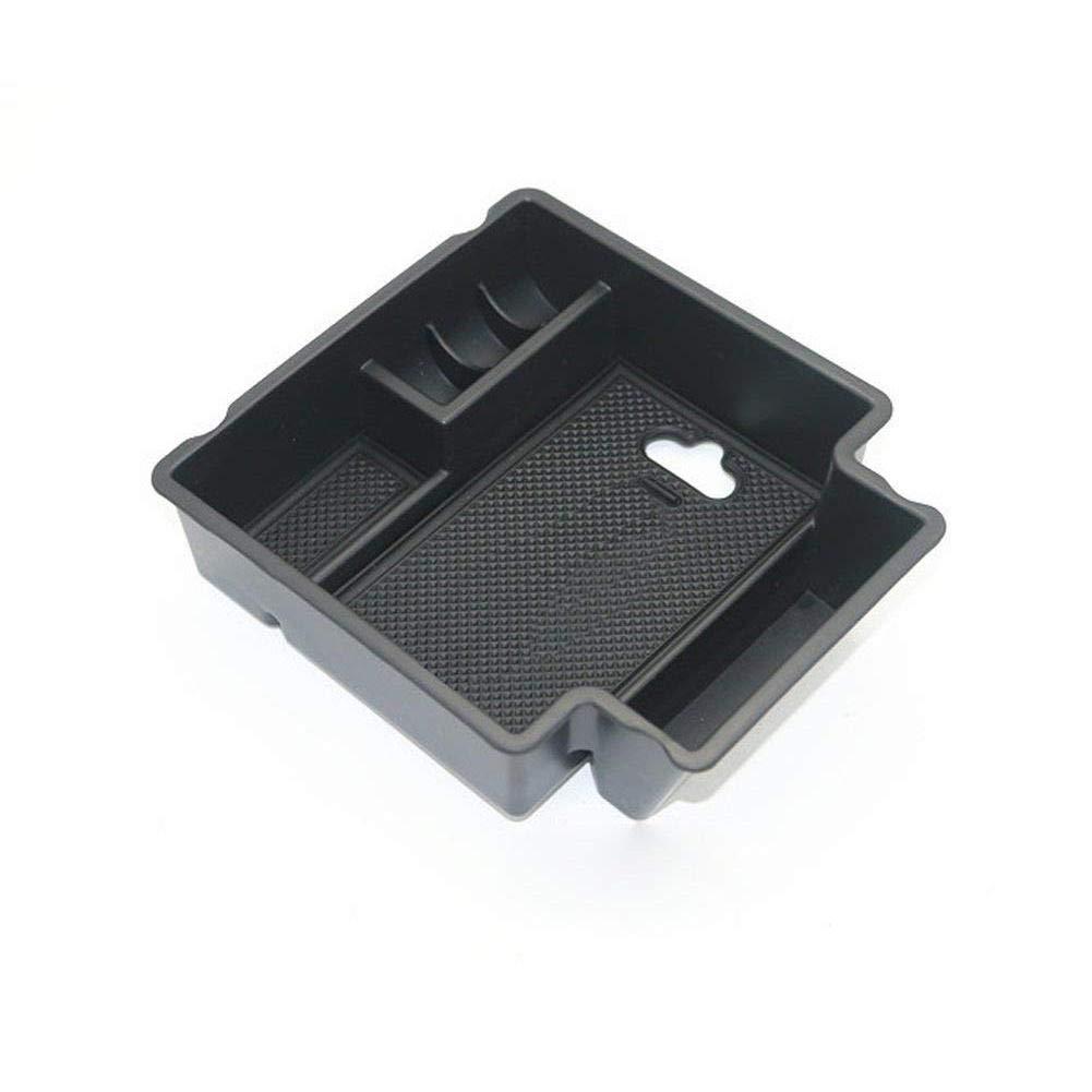 Motto.h Armrest box storage box-Special car for 17-18 Porsche MACAN central armrest box storage box.