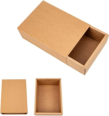 NBEADS Caja, 10 Unidades 19,2 X 27,2 Cm, Rectangular de Cartón de ...