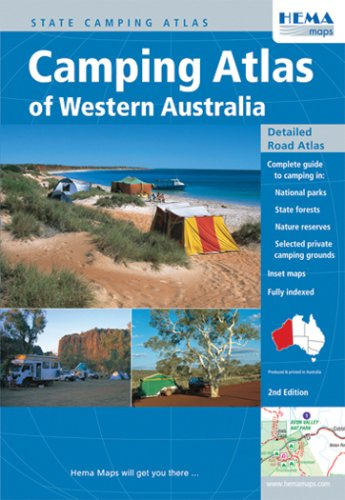 Western Australia Camping Atlas