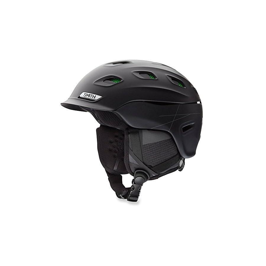Smith Optics Unisex Adult Vantage MIPS Snow Sports Helmet Matte Black XLarge (63 67CM)