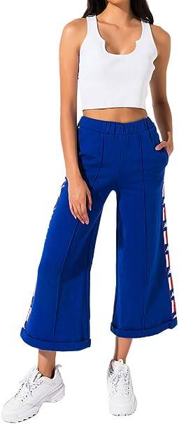 Kappa Authentic La Bedrus Culotte - Pantalones de chándal - Azul ...