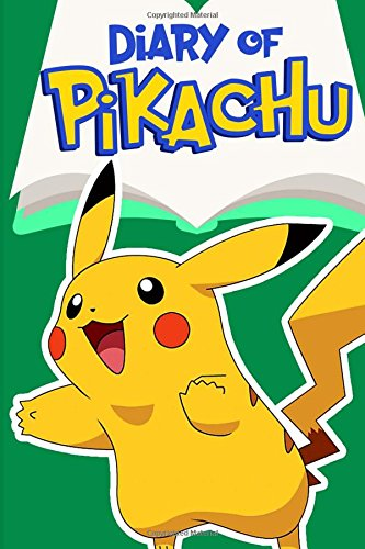 Diary Pikachu Gotta Pokemon Collection