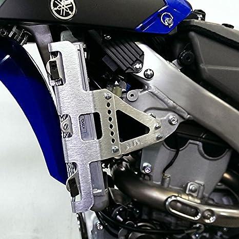 Devol Extreme Radiator Guards for Yamaha YZ250FX 2015-2018