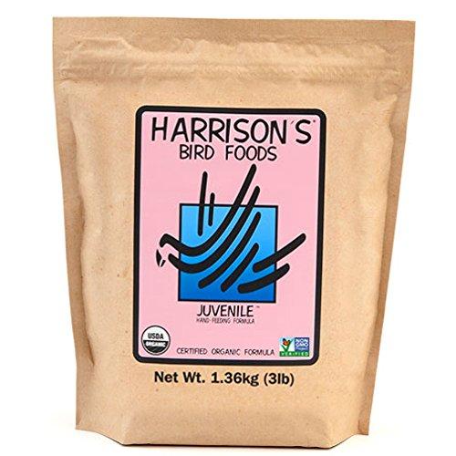 Harrison's Bird Foods Juvenile Hand-Feeding Formula 3 lb ... by Harrison's Bird Foods