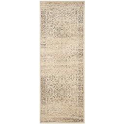 Safavieh Vintage Collection VTG113-660 Transitional Oriental Warm Beige Runner (2\'2\