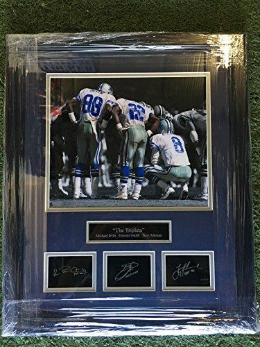 Michael Irvin Framed - Dallas Cowboys
