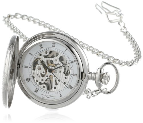 (Charles-Hubert, Paris Mechanical Pocket Watch)
