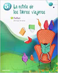 Antologia de textos 5º Primaria La estela de los libros