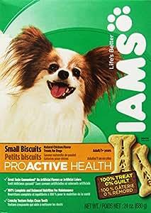 Amazon.com : Iams Proactive Health Dog Biscuits, 24 Oz
