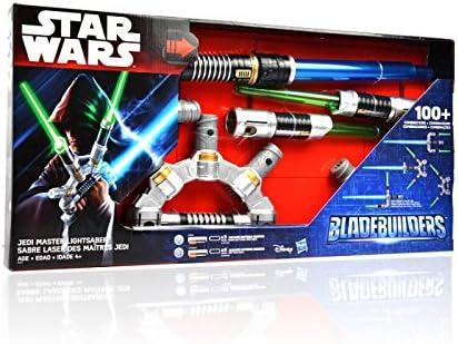 The Force Awakens Bladebuilders Jedi Master Lightsaber New--3 LEFT Star Wars