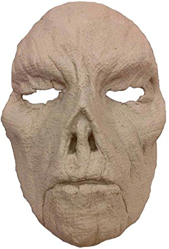 Morris Costumes Scarecrow Foam Latex Face Standard