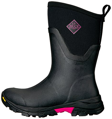 Muck Arctic Sport Extreme black Condition Mid-Height Rubber Women/'s Winter Boots